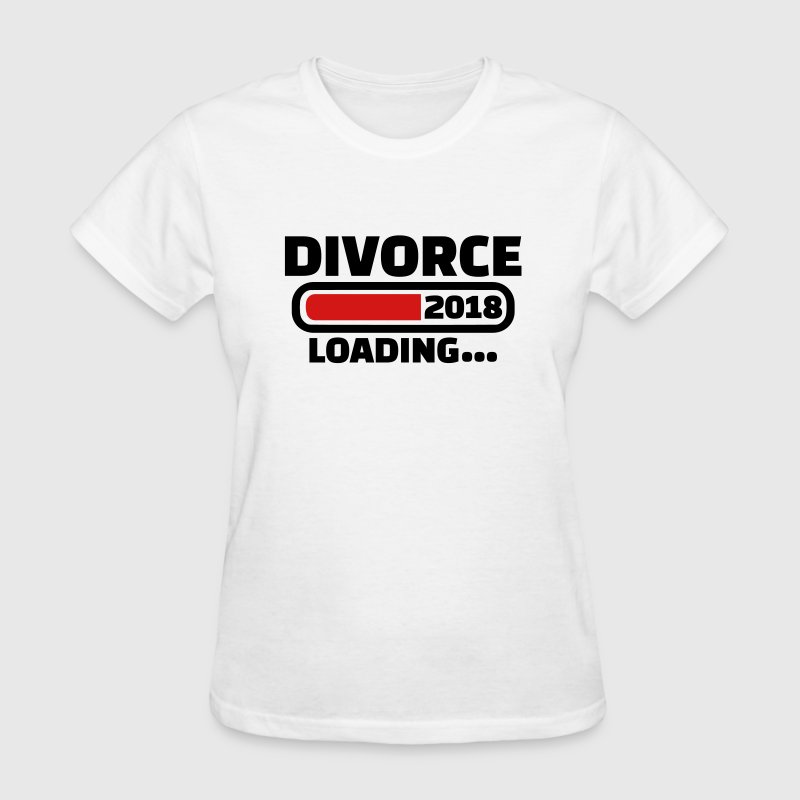 Divorce 2018 - Women's T-Shirt