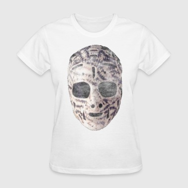 Cheesey Cheevers Goalie Mask - Women's T-Shirt