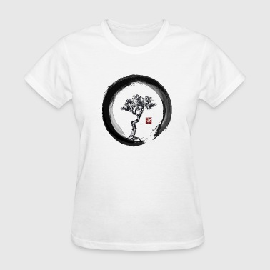 pine tree - Women's T-Shirt