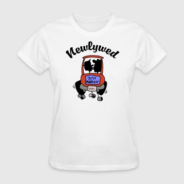 Newlywed - Women's T-Shirt