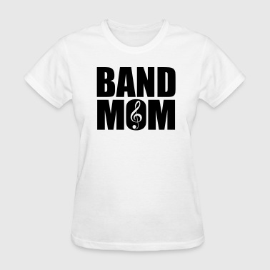 Band Mom - Women's T-Shirt