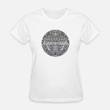 Le Corbusier AD le modernisme - Women's T-Shirt