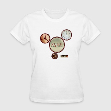 Time Machine - Women's T-Shirt