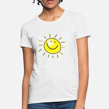 Happy Sunshine sunshine - Women's T-Shirt