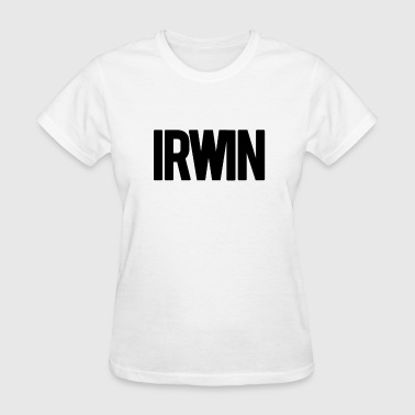 IRWIN buttons - Women's T-Shirt
