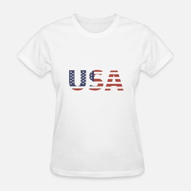 Stars And Stripes USA - Stars & Stripes - Women's T-Shirt