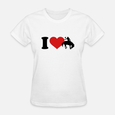 Love Rodeo Rodeo - Women's T-Shirt