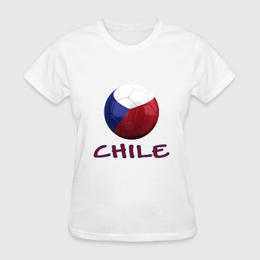 Chile Supporter Team Chile FIFA World Cup - Women's T-Shirt