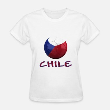 Chilean Team Chile FIFA World Cup - Women's T-Shirt