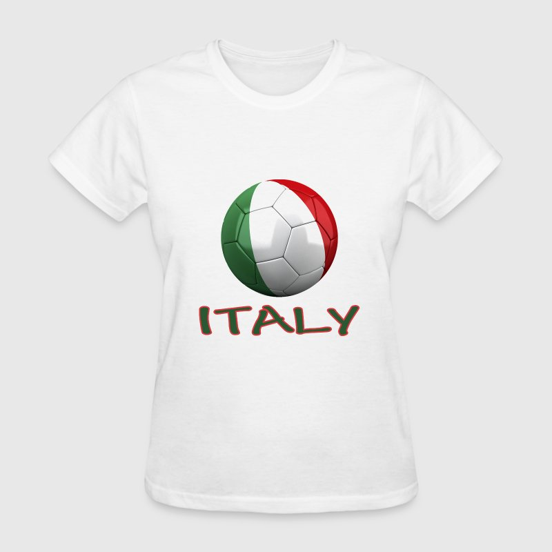 Team Italy FIFA World Cup - Women's T-Shirt