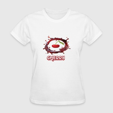 cherry - Women's T-Shirt