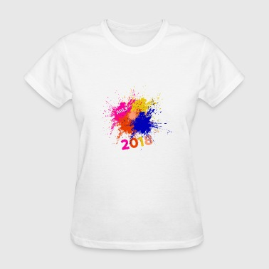 HOLI - Women's T-Shirt