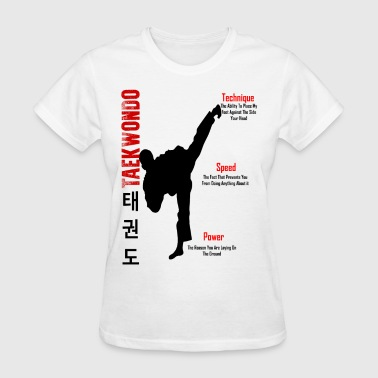Shop Funny Tae Kwon Do T Shirts Online Spreadshirt