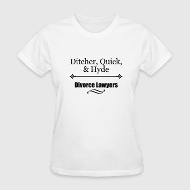 Divorce Lawyers - Women's T-Shirt