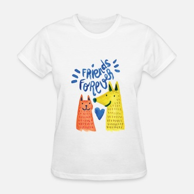 Bday Best Friends Forever, BFF, Gifts - Women's T-Shirt