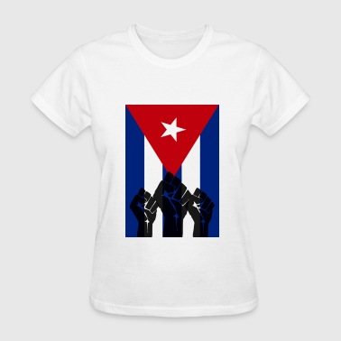 Cuban Revolution - Women's T-Shirt
