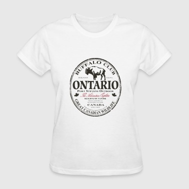 Ontario Buffalo - Women's T-Shirt