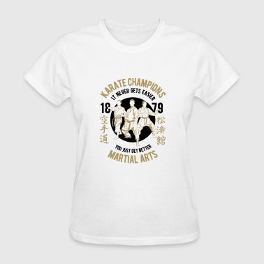 KARATE CHAMPION - Women's T-Shirt