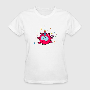 Stupid Unicorn Gay Homo queer - Women's T-Shirt