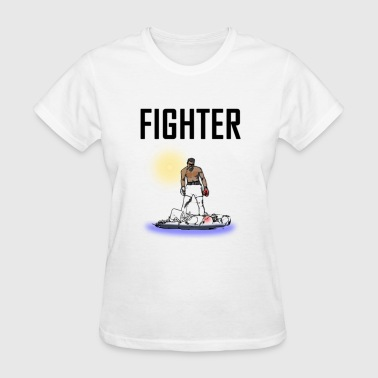 Fighter Kendo Fighter - Women's T-Shirt