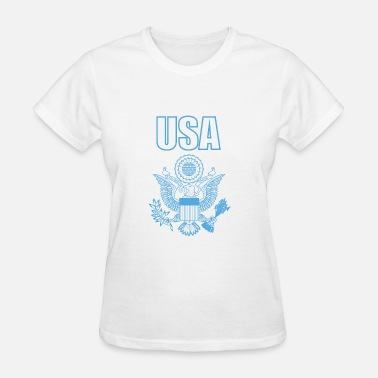 National Emblem USA national emblem - Women's T-Shirt