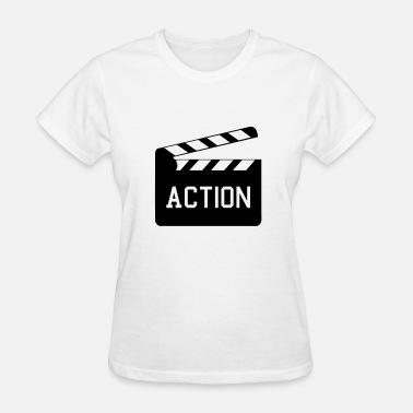 Acting Action - Women's T-Shirt