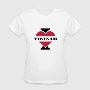 I love Vietnam - Women's T-Shirt