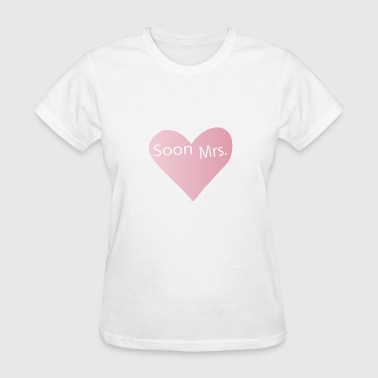 Soon_mrs - Women's T-Shirt