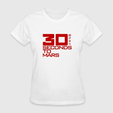 30 Second to Mars Shannon Jared Leto Rock Band Tou - Women's T-Shirt