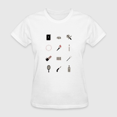 B Movie B Movie Survival Kit - Women's T-Shirt