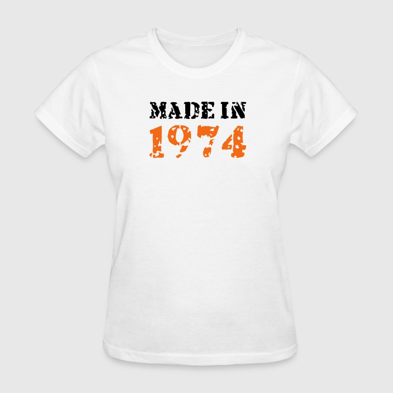 Made in 1974 - Women's T-Shirt