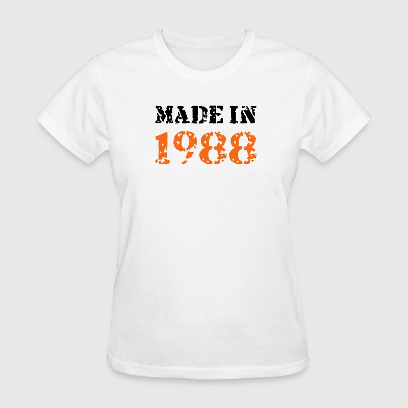 Made in 1988 - Women's T-Shirt
