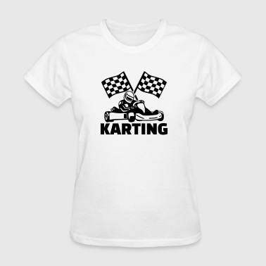 Karting - Women's T-Shirt