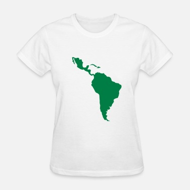 Flags Latin South Latin america - Women's T-Shirt
