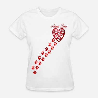 Animal ANIMAL LOVER - Women's T-Shirt