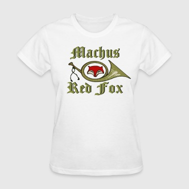 Machus Red Fox Hoffa Restaurant  - Women's T-Shirt