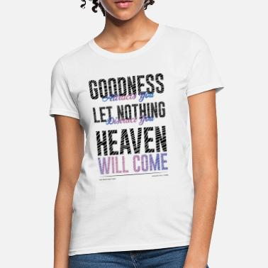 Dreamstate Heaven Will Come - Women's T-Shirt