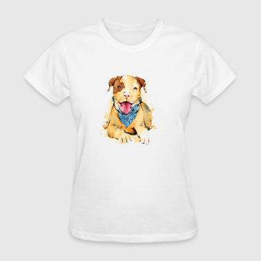 pitbull - Women's T-Shirt