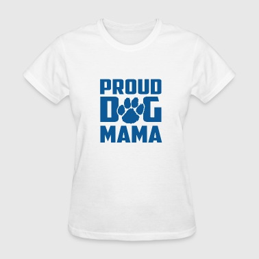 Dog Mama - Women's T-Shirt