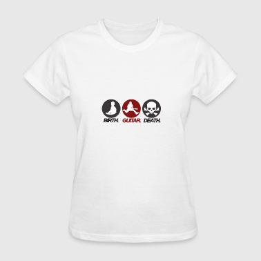 Guitar - Women's T-Shirt