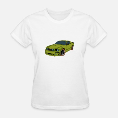 Guys Car - Women's T-Shirt