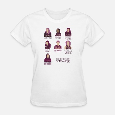 Donna Noble Doctor Who Companions - Women's T-Shirt