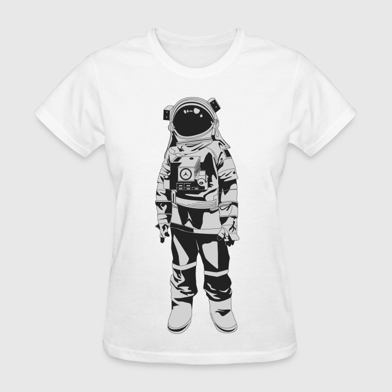 Astronaut HD Design - Women's T-Shirt