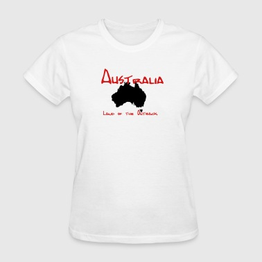 The Outback Australia - Outback - Women's T-Shirt