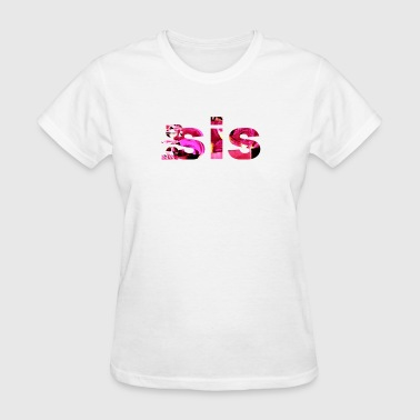 big sis - Women's T-Shirt