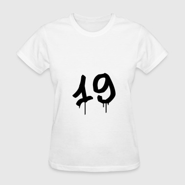 graffiti : 19 - Women's T-Shirt