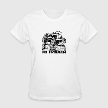 Rock Crawling - Women's T-Shirt