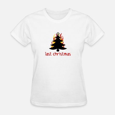 Blaze last christmas - Women's T-Shirt