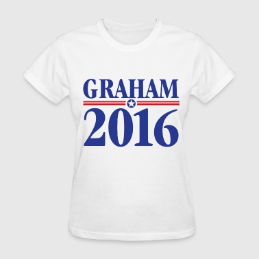 lindsey graham 2016 - Women's T-Shirt