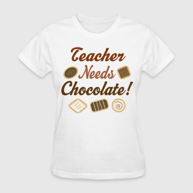 Teacher Appreciation Gift - Women's T-Shirt